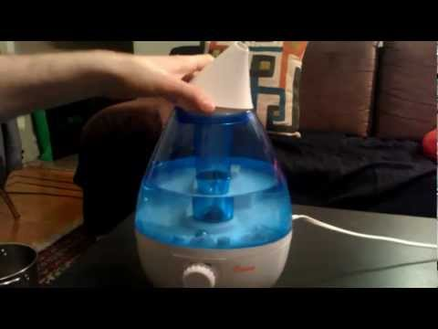 How to fix humidifier NO MIST/LOUD NOISE problem! (Crane, Sunbeam, other brands..)