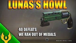Destiny 2 | The Long Goodbye Nightfall Sniper RIfle PvP
