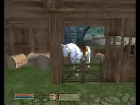 Zira's Oblivion Horse Mods - IC Horse Ranch