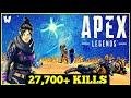 Wicked Wednesday Wins 27750 Elims Solo Apex Legends LTM Squads Iron Crown Live Gameplay
