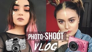 """LOS LLEVAMOS A UN PHOTOSHOOT INCREIBLE! """"Vlog"""""""