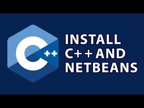 Install C++ & NetBeans