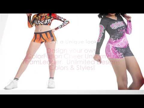 TeamLeader Cheer Uniform Fashion Show 2015