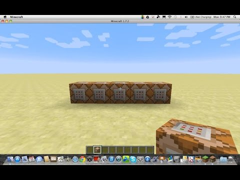 HOW TO GET COMMAND BLOCKS (any version) {NO MODS!}