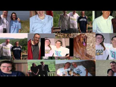 Timeline video for personal family facebook photos. 10 year anniversary of Facebook