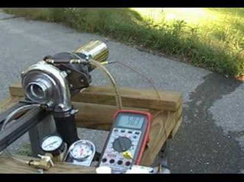 DIY Gas Turbine Jet Engine from Turbo