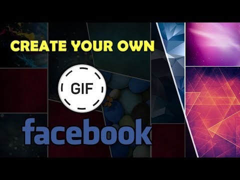 Create GIF To Submit as COMMENT on FACEBOOK