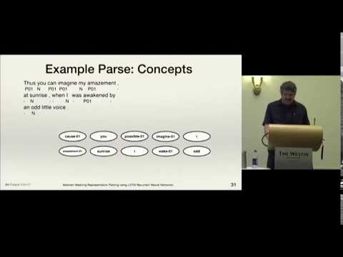 Abstract Meaning Representation Parsing using LSTM Recurrent Neural Networks | ACL 2017
