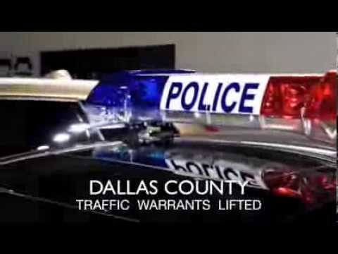 Dallas County Warrant Roundup Law Firm | Jail Release & Bonds Posted