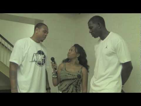 Exclusive Interviews w/ Shannon Brown, Michael Finley & Nelly & CoverItGirl