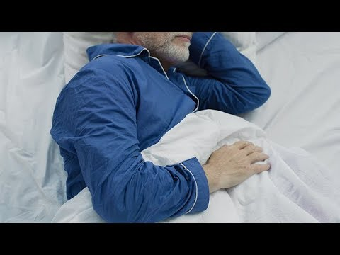 Turning A Patient In Bed