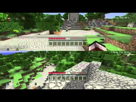 Minecraft: Xbox One [Invisible Mobs]