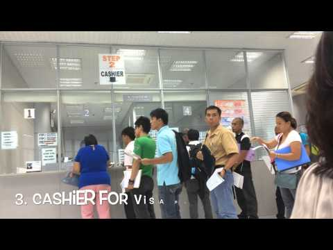 Philippine Passport Renewal Process DFA Aseana Pasay City Manila by HourPhilippines.com