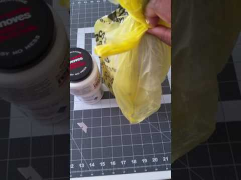 How to Remove Dried Acrylic Paint From Glass