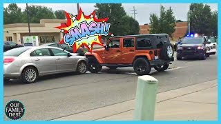 Car Accident! It was His Fault :(