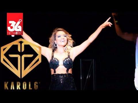 Karol G - Flow de Mi Feria | Concierto La Macarena Medellín 2014