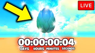 🔴LIVE! ADOPT ME MYTHIC EGG UPDATE OFFICIAL COUNTDOWN! NEW MYTHIC PETS! (ROBLOX)