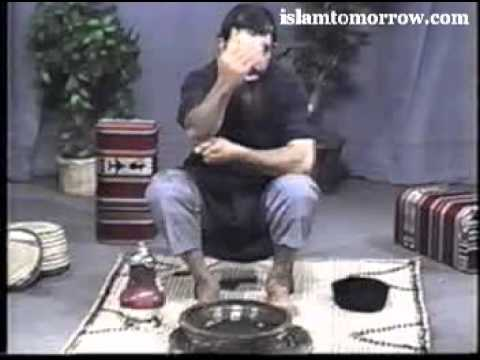 Learn How to Make Wudu (Ablution): Sheikh Adly