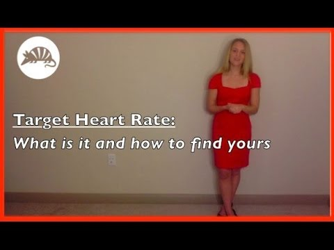 Calculating Your Target Heart Rate Zone: DO try this at home!