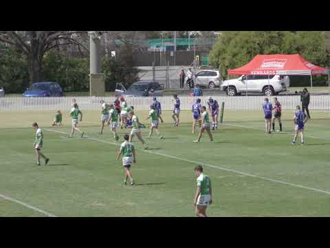2017 Group 10 Under 18s Grand Final Full Game - Orange Cyms v Bathurst St Pats