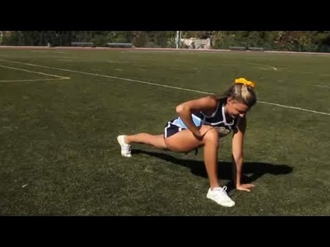How to Stretch to Improve Flexibility | Cheerleading