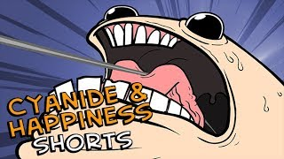 Pie - Cyanide & Happiness Shorts