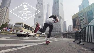 Freeskate in Shanghai 80mm Episode 2