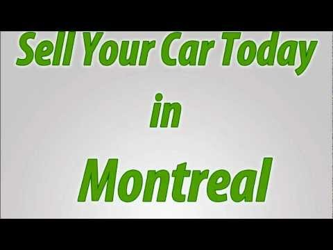 Sell A Car in Montreal