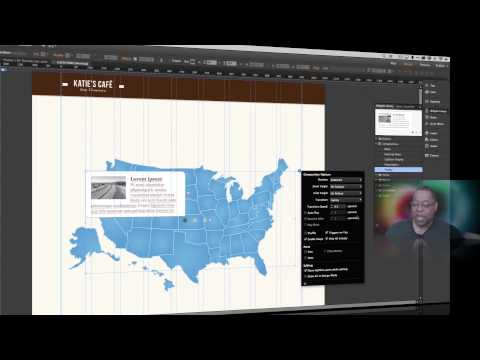 How to do an Image Map in Adobe Muse CC