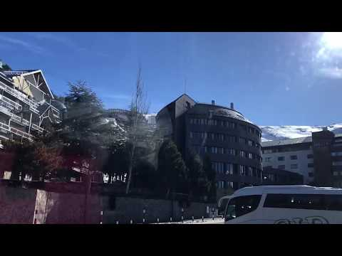 Coach from Granada to Sierra Nevada ski resort  -scenic and fast!