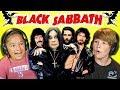 Download lagu KIDS REACT TO BLACK SABBATH