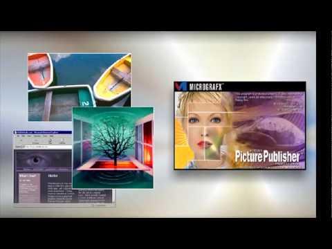 Micrografx Picture Publisher 10
