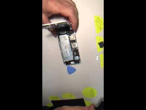 iPhone 5 volume & vibrate fix