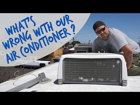 RV Air Conditioner Leaking Inside Motorhome ~ Advice Needed!