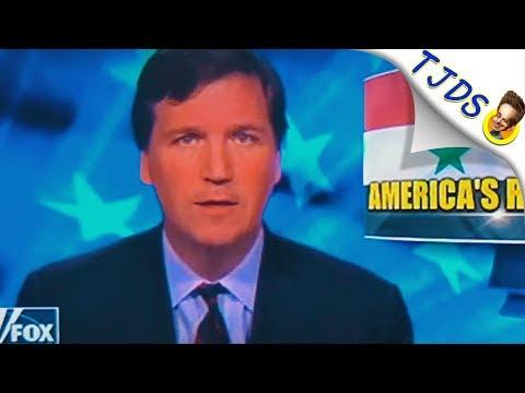 Tucker Carlson Tells Truth About Syria - Crosses Trump