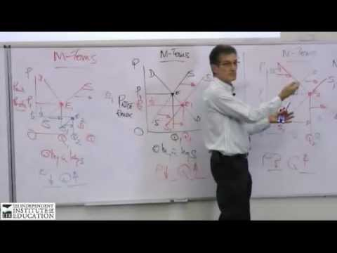 The IIE: PMIC6111 - Part 6 - Simultaneous Changes in Demand and Supply