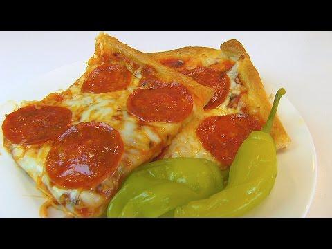 Betty's Crescent Roll Pepperoni Pizza