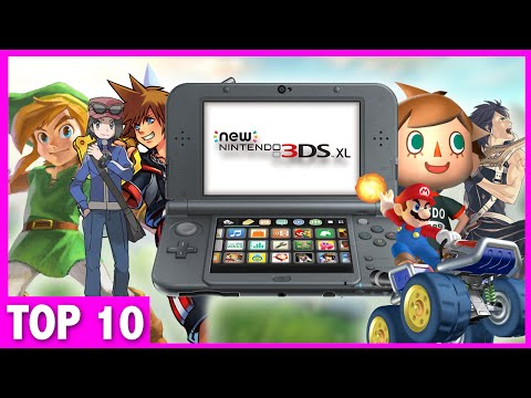 Top 10 Must Own 3DS Games (Exclusives)