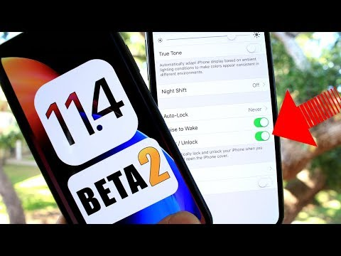 iOS 11.4 Beta 2 New Wallpaper, New Feature & More