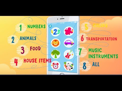 Cognito Baby - Multilingual super app for children 0-5 years