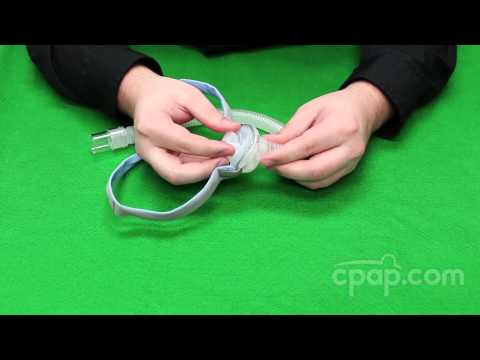 AirFit P10 Nasal CPAP Mask Assembly Tips