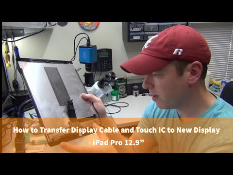 How to Transfer an iPad Pro 12.9