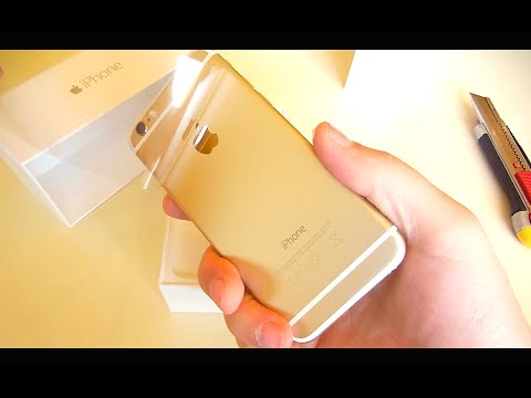 iPhone 6 Gold Unboxing vs iPhone 6 Space Gray vs iPhone 5S