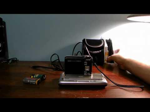 Unboxing A New Kodak Camera Dock Kit