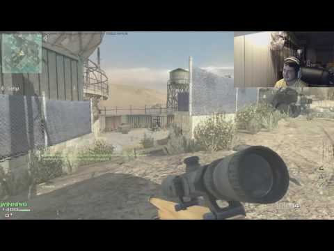 Modern Warfare 3 - Aimbot 1v1!