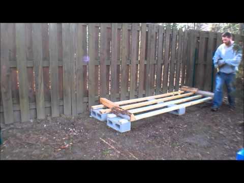 Log Rack Build