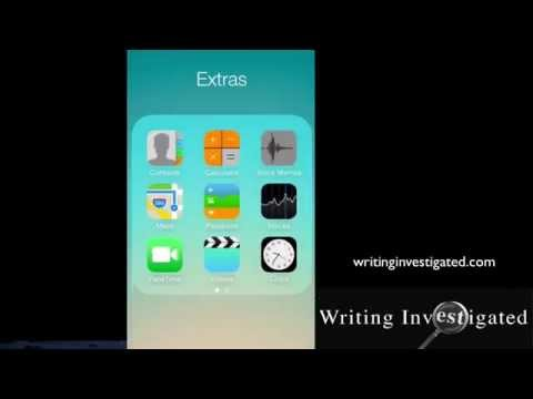 Send voice messages via email on iPhone iPad iPod touch