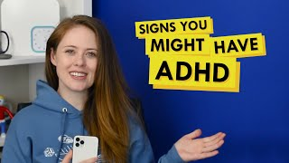 Tell Me You Have ADHD Without Telling Me You Have ADHD - The Signs Everyone Missed Growing Up