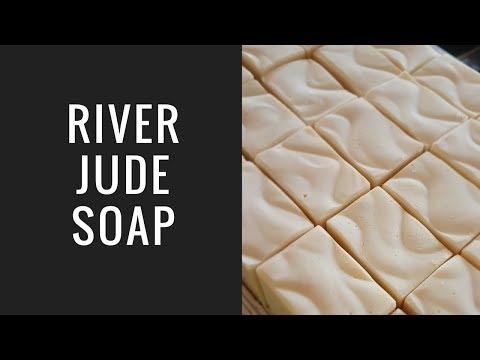 River Jude Phoenix soap   FuturePrimitive Soap Co.