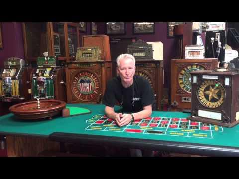 Vintage Roulette wheel for sale